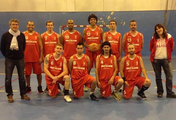 Le Crau Basket Club de Saint-Martin-de-Crau