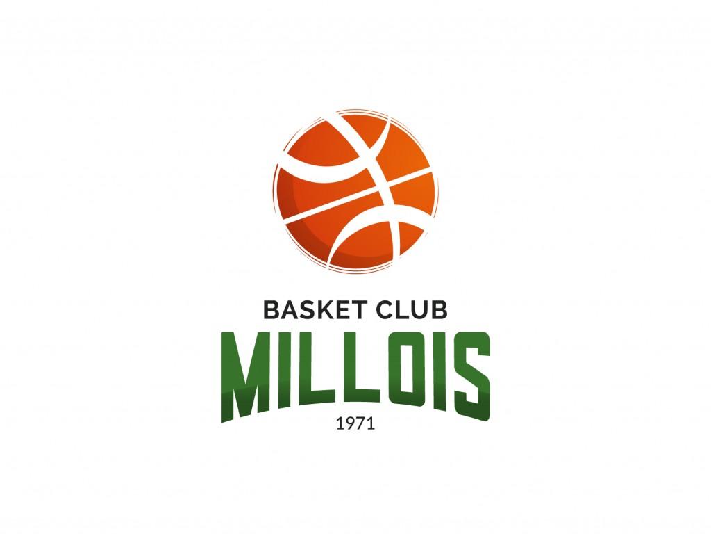 BCMillois - Nouveau logo - Saison 2015/16